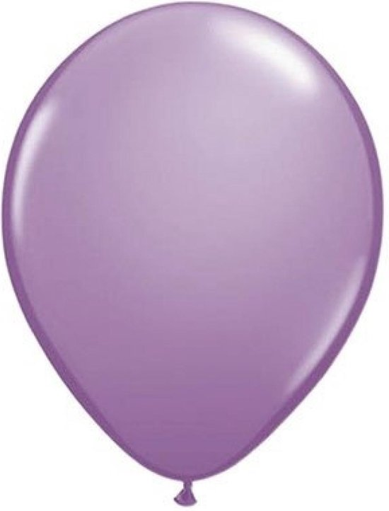 Ballonnen - Lavendel / paars - 30cm - 10st.