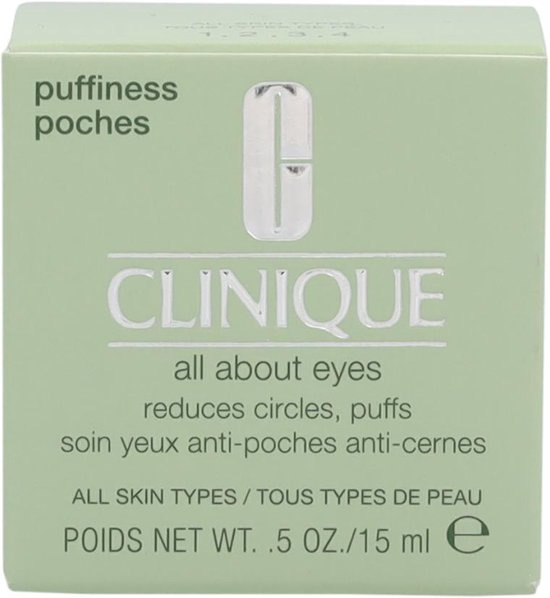 Clinique All About Eyes Oogcrème - 15 ml