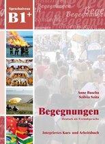 Begegnungen B1 Kurs-/Arbeitsbuch + 2 Audio-CDs