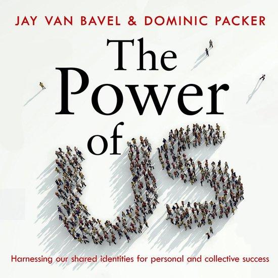 Boek cover The Power of Us van Dominic J. Packer (Onbekend)