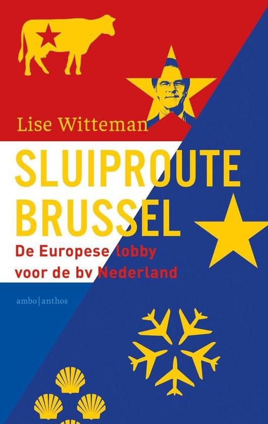 Boek cover Sluiproute Brussel van Lise Witteman (Onbekend)