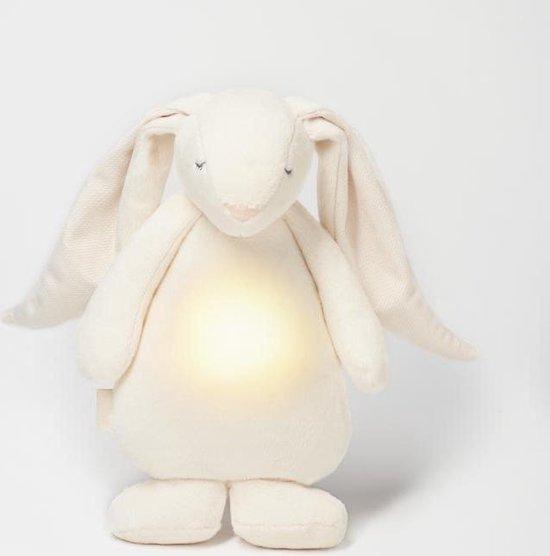 Slaapknuffel Humming Friend Rabbit Cream Moonie