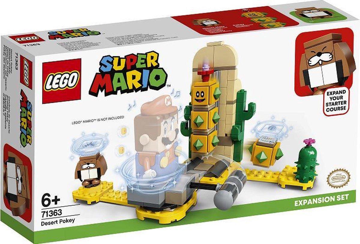 LEGO Super Mario Uitbreidingsset Desert Pokey - 71363