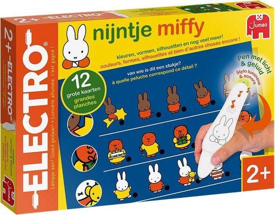 Afbeelding van het spel Electro Wonderpen Nijntje - Educatief Spel