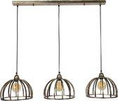 DePauwWonen Hanglamp Leo + 3 led lampen cadeau