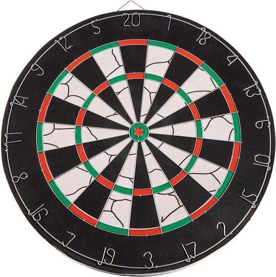Afbeelding van het spel SportX Dartbord 45 cm Sisal - Speelgoed - Sport en Spel