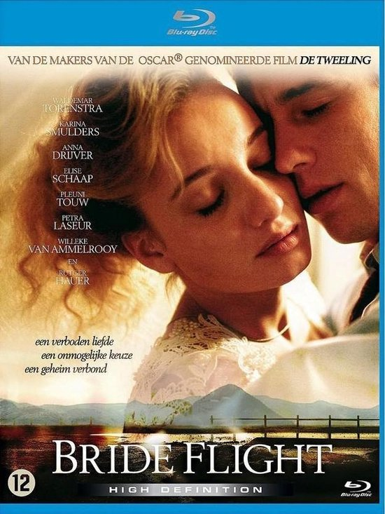 Cover van de film 'Bride Flight'