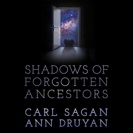 Boek cover Shadows of Forgotten Ancestors van Carl Sagan (Onbekend)
