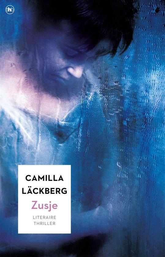 Boek cover Zusje van Camilla Läckberg (Onbekend)