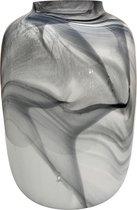 Artic Medium Marble Vaas