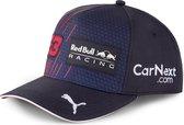 PUMA Red Bull Racing Replica Verstappen BB Cap Sportcap Kids - One Size