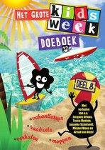 Kidsweek  -   Het grote Kidsweek doeboek deel 8