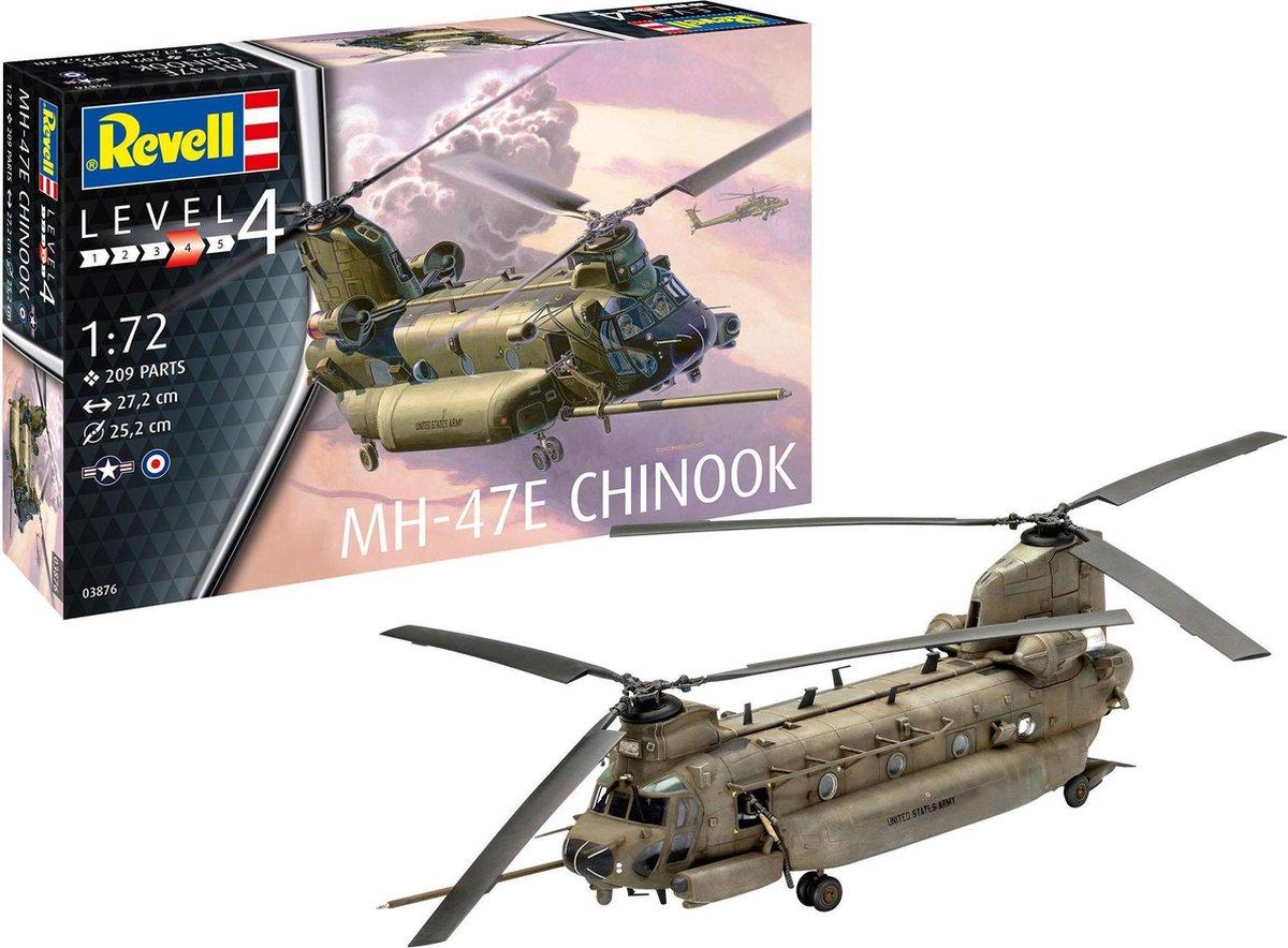 REVELL 1:72 MH-47 Chinook