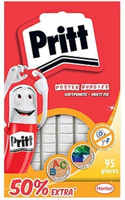 Afbeelding van Pritt Poster Buddies 95 stuks