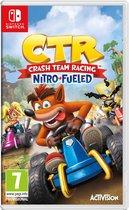 Crash Team Racing Nitro Fueled - Switch (Import)