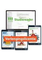 Startrekenen  -   Verlengingslicentie Studiereader Startrekenen mbo 6M