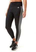 Adidas 3-Stripes 7/8 Sporttight Zwart Dames