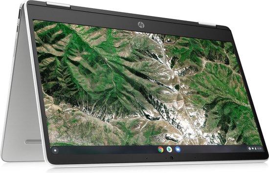 HP Chromebook x360 14a-ca0101nd - Chromebook - 14 inch