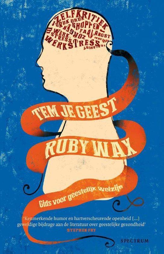 Tem je geest - Ruby Wax pdf epub