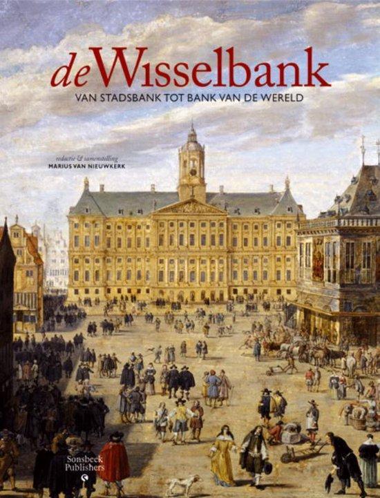 De Wisselbank - Marius van Nieuwkerk |