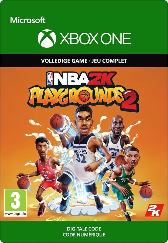 NBA 2K Playgrounds 2 – Xbox One Download