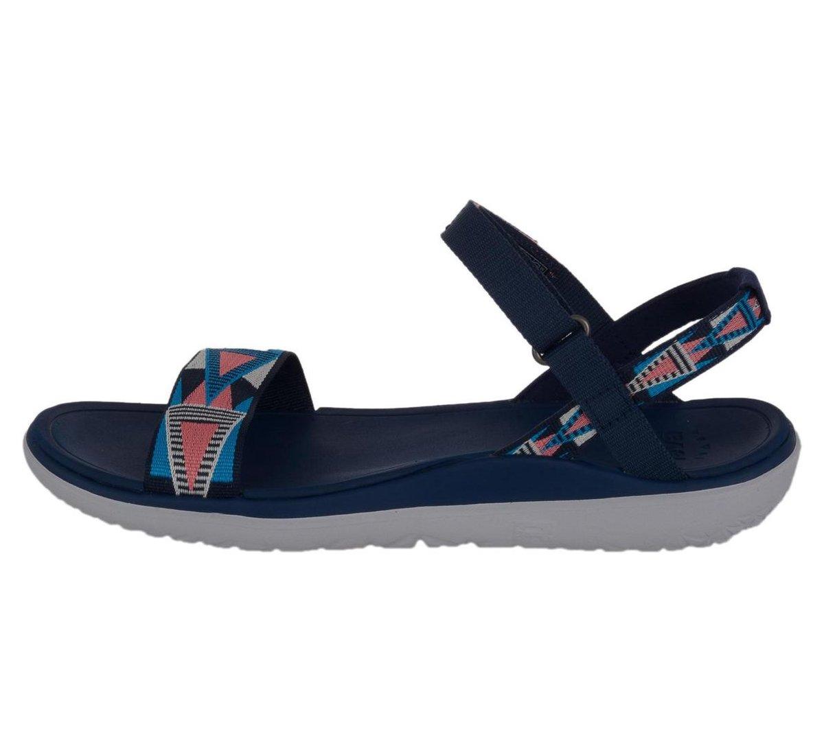 | Teva Terra Float Livia Dames Sandalen blauw