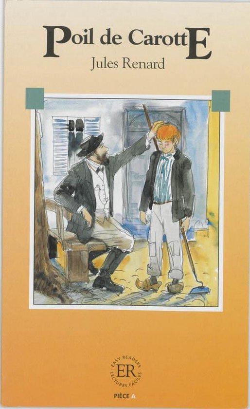 Easy readers Poil de carotte - Jules Renard |