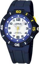 Lorus Kids - R2317HX9 - Horloge -  Kunststof - Blauw - Ø 36 mm