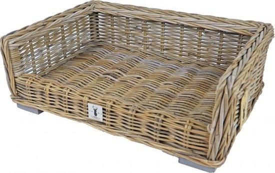Boony est1941 hondenmand rotan bed 70x50 cm