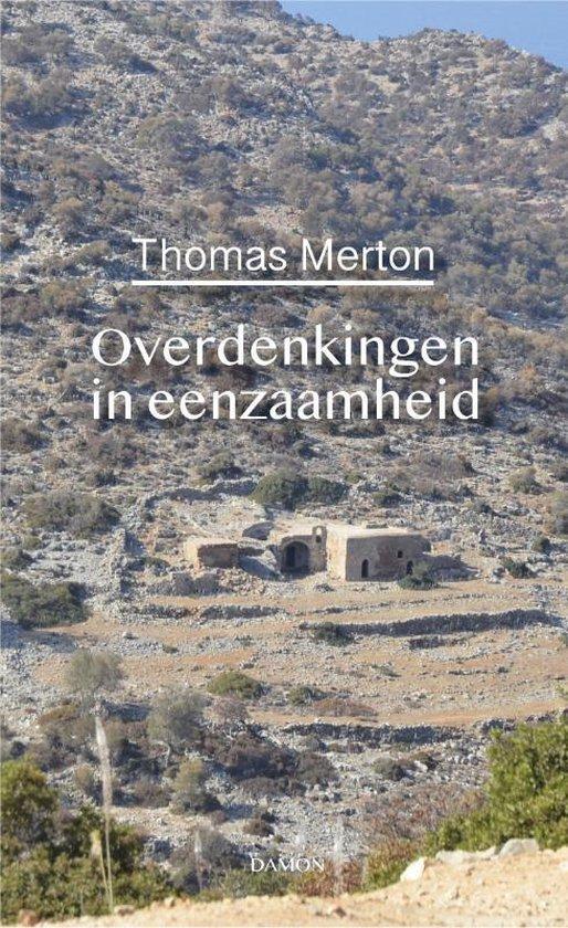 Boek cover Overdenkingen in eenzaamheid van Thomas Merton (Paperback)