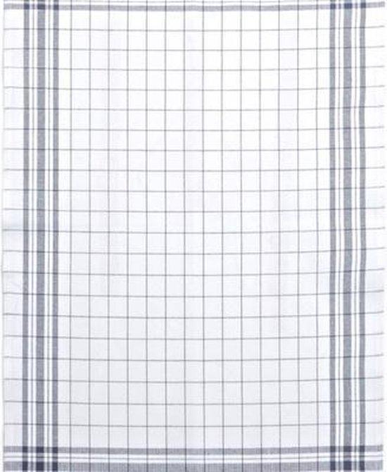 Clarysse Glazendoek Blauw 52x72cm