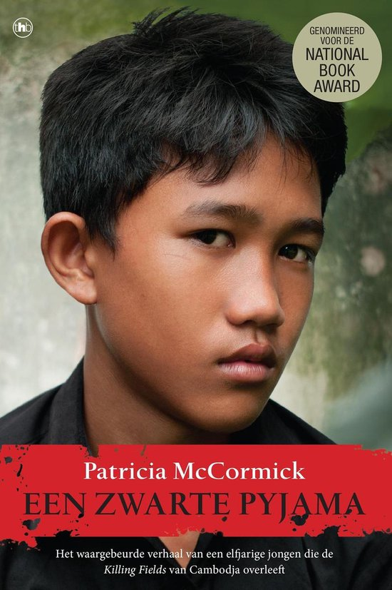 Een zwarte pyjama - Patricia McCormick |