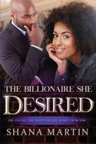 The Billionaire She Desires
