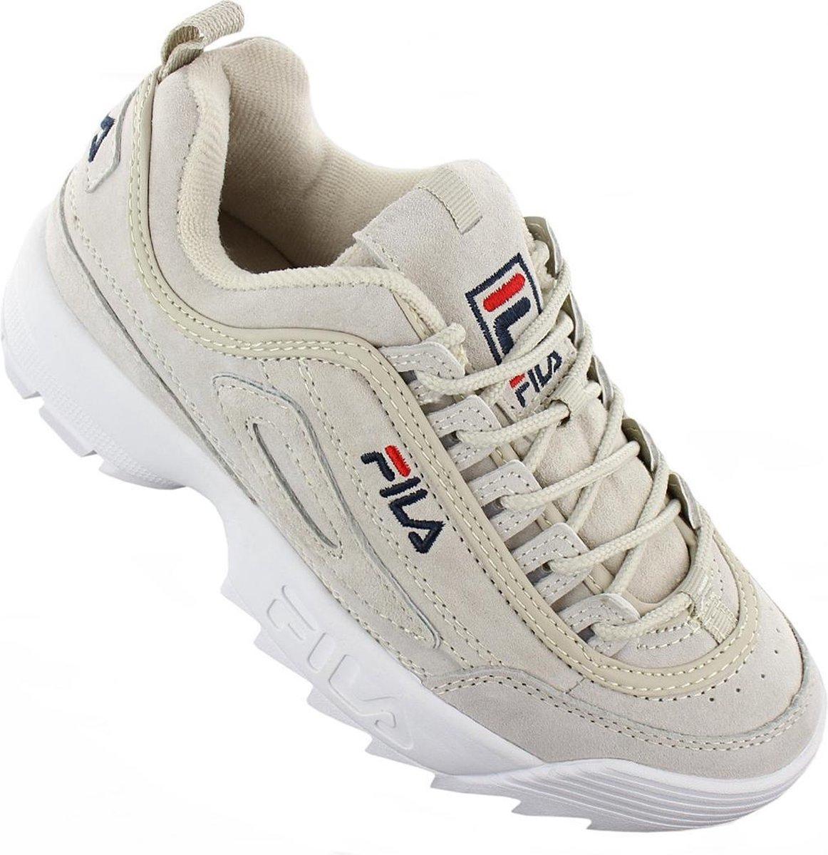 Fila Disruptor S Sneakers Dames Chateau Grey