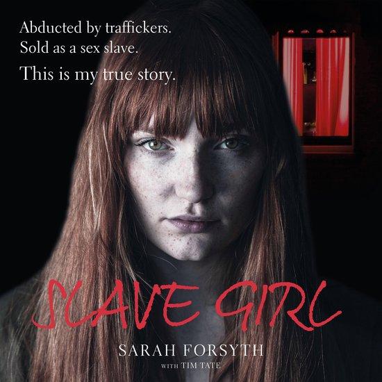 Boek cover Slave Girl van Sarah Forsyth (Onbekend)