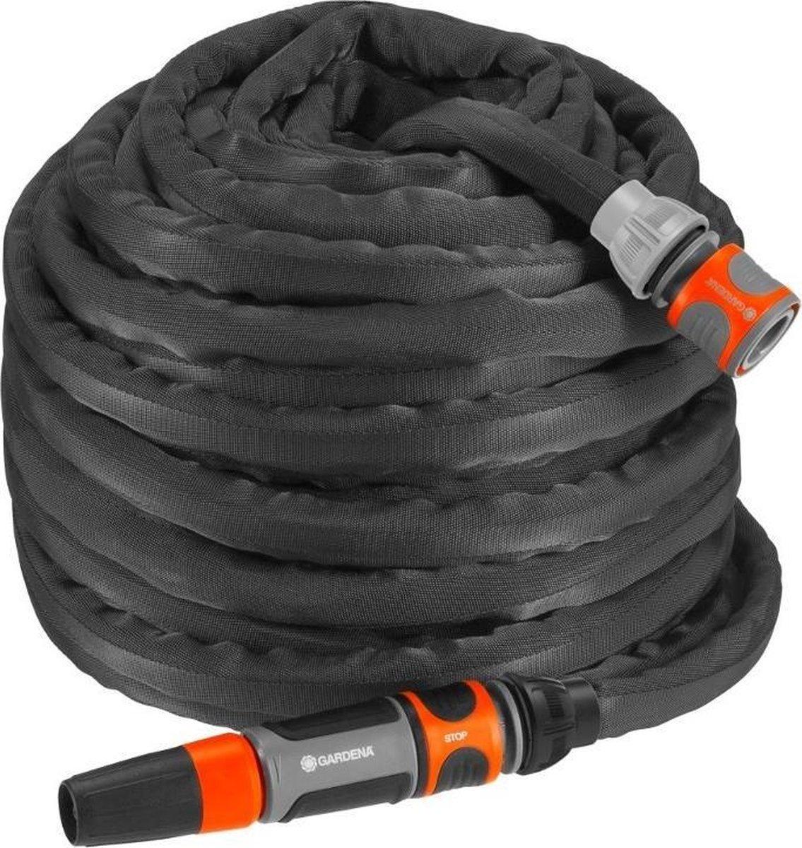 GARDENA Textielslang Liano™ 30 M Tuinslang - 30 Meter - 13 mm