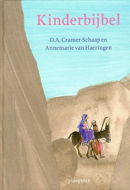 Kinderbijbel - D.A. Cramer-Schaap |
