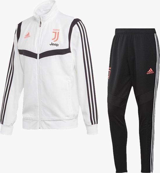 bol com adidas juventus trainingspak presentatie 2019 2020 wit maat l bol com adidas juventus trainingspak