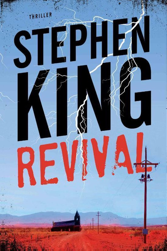 Revival - Stephen King |
