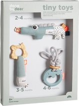 Done By Deer Tiny Activity Toys set 3 stuks