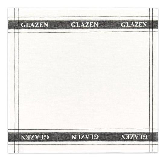 DDDDD Glazendoek / Poleerdoek - White - 6 Stuks