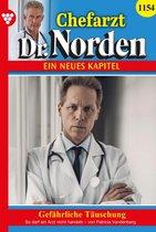 Chefarzt Dr. Norden 1154 – Arztroman
