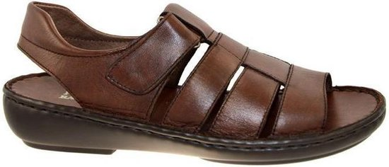 Fbaldassarri -Heren -  bruin - sandaal - maat 40