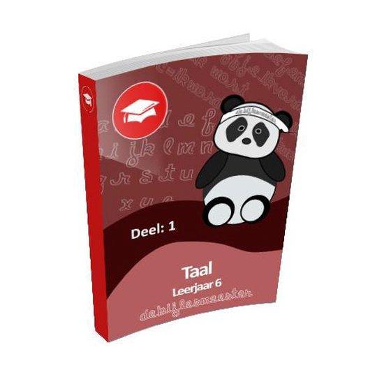 Oefenboek Leerjaar 6 Taal - Deel 1 - De Bijlesmeester   Fthsonline.com