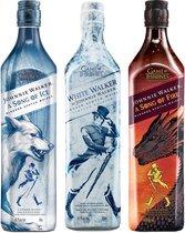 Johnnie Walker - A Song of Ice, Fire & White Walker bundle