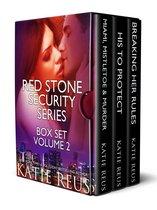Red Stone Security Series Box Set - Volume 2