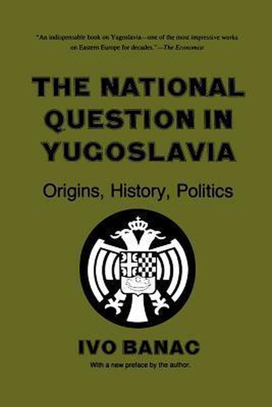 Afbeelding van The National Question in Yugoslavia
