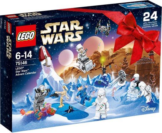 LEGO Star Wars Adventskalender 2016 - 75146