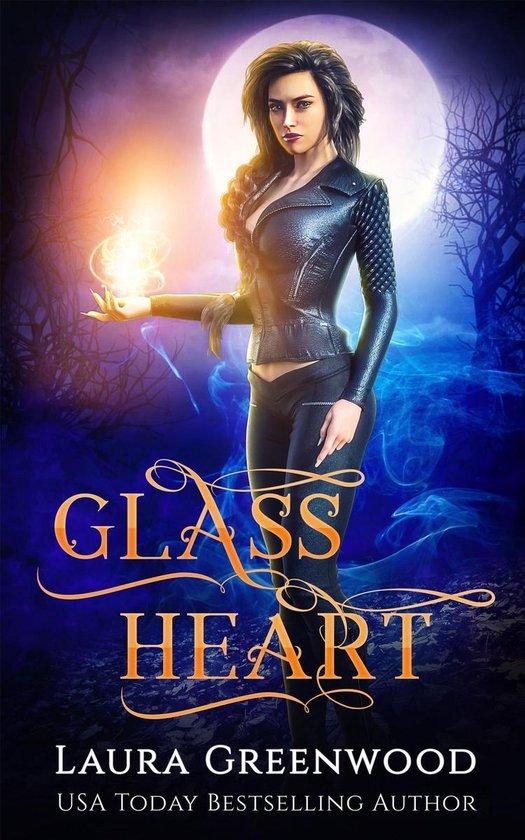Boek cover Glass Heart van Laura Greenwood (Onbekend)