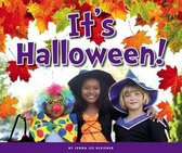 Omslag It's Halloween!